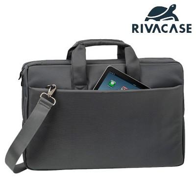 17.3형 노트북 가방 RIVACASE 8251 (노트북 수납부 패딩 처리 / 생활 방수 / 태블릿PC & 액세서리 등 수납)