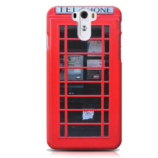 프리미엄 레드 영국 전화박스(옵티머스G3)