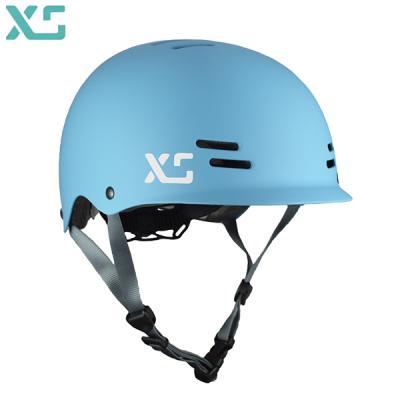 [XS] FR7 SKYLINE HELMET (MATTE STEEL BLUE)