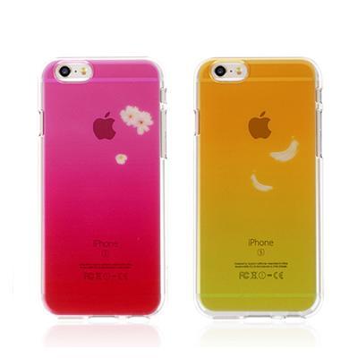 비비드 포인트 젤리케이스(아이폰6/6S)