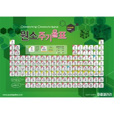 35조각 판퍼즐▶ 원소주기율표 [과학교구][학습교구]