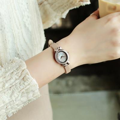 [쥴리어스공식] JA-1039 여성시계 가죽시계
