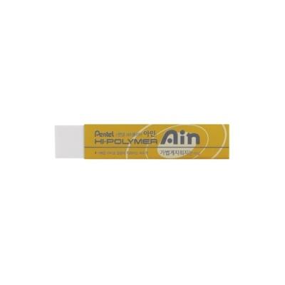 [펜탈] AIN지우개 ZETH07G-W(옐로우) [개/1] 342141