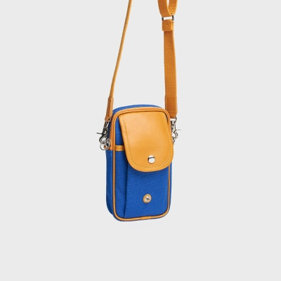 하와이_FIELD OFF CROSSBAG_MUSTARD BLUE
