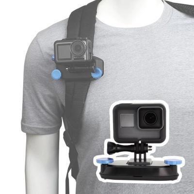 어깨 끈 버클 클립 액션 카메라 마운트 클립 스트랩