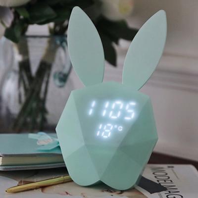 바니 LED 알람시계 겸 무드램프