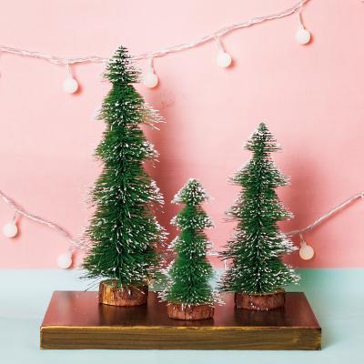 인테리어 소품 크리스마스 테이블 탑 트리