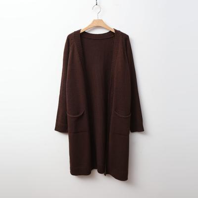 Closet Open Long Cardigan