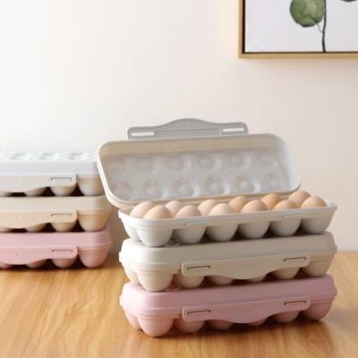 신선보관 12구 계란 트레이 [3color]