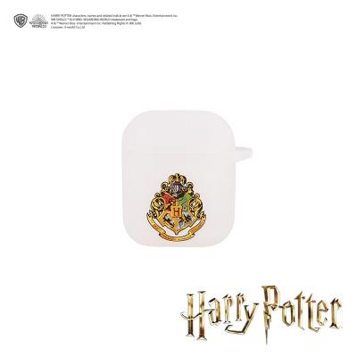 [해리포터] 기숙사 화이트 에어팟용 케이스