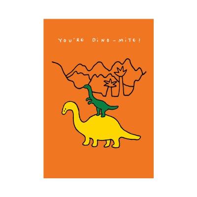 Dinomite / 일러스트 액자