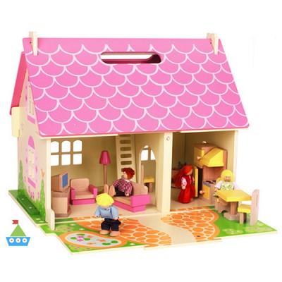 [DASOL]인형의 집-돌 하우스