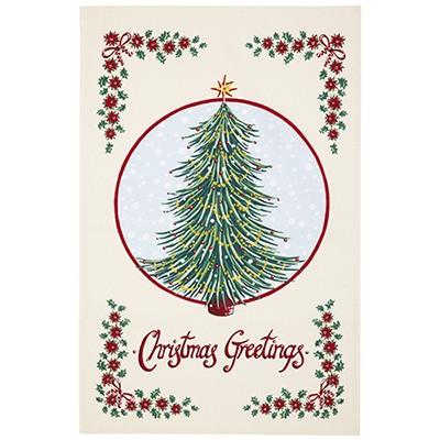 [울스터위버스] 크리스마스 트리 Christmas Tree - 면 티타올