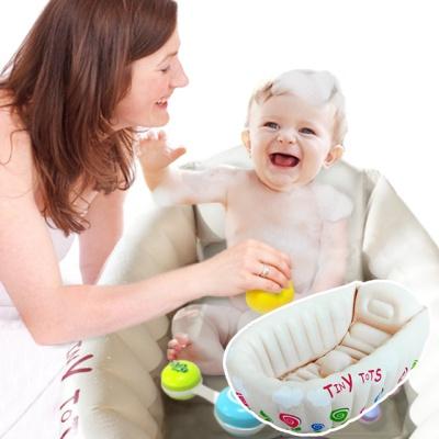데코앤 휴대용 아기 욕조