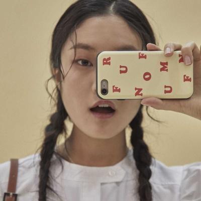 [펀프롬펀]Logo iphone case