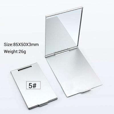 휴대용 탁상 책상 스탠드 접이식 화장 거울 5호