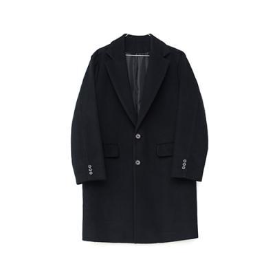 [게타] Getta Two button single coat (black)