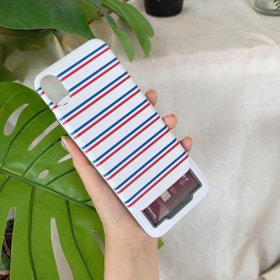 갤럭시S8P 슬라이더 스트라이프 카드케이스