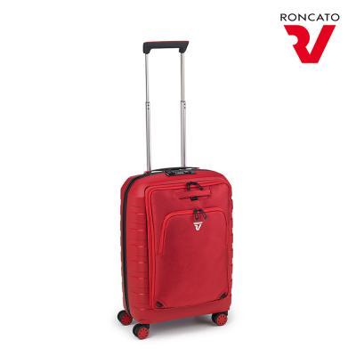 론카토 기내용 캐리어 D-BOX 소형 레드 55530109
