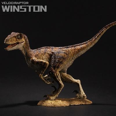 [REBOR] 리보 벨로시랩터 (윈스턴) 공룡피규어