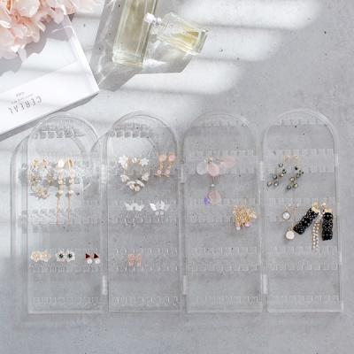 [무료배송] 4단 귀걸이 정리대 악세사리 보관함