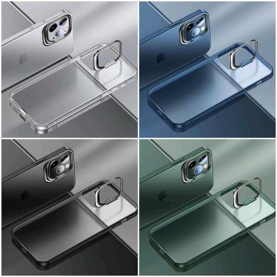 아이폰12 PROMAX MINI 카메라 브래킷 슬림 하드케이스