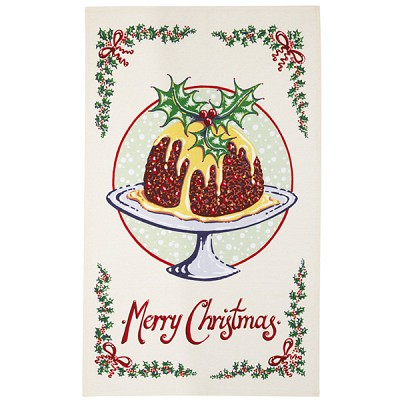 [울스터위버스] 크리스마스 푸딩 Christmas Pudding - 면 티타올