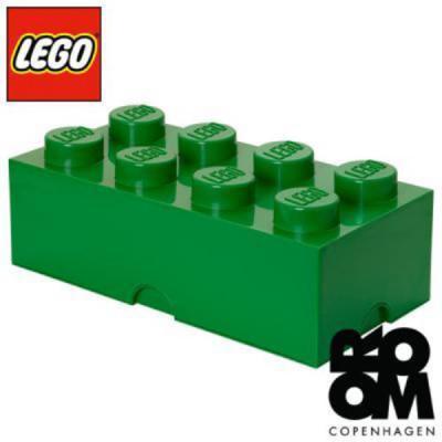 레고 블럭정리함8 그린 40041734