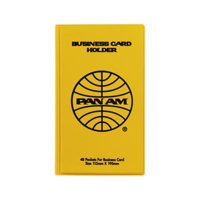 [PANAM] BUSINESSCARD HOLDER_ YELLOW