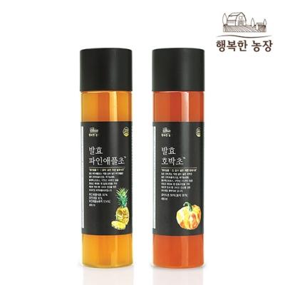 행복한 농장 발효 과일초 (파인애플초/호박초)