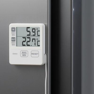 드레텍 냉장고온도계 O-407