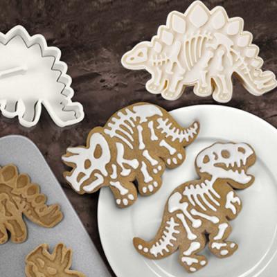 쿠키커터세트-뼈공룡3종