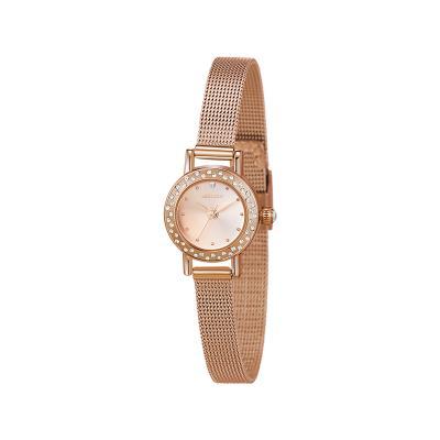 미니 트윙클 메탈 시계 핑크 W190MWPK