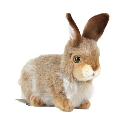 2786 토끼갈색 동물인형/29cm.L