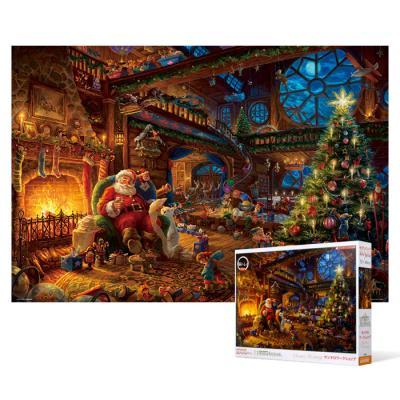 1000피스 직소퍼즐 - 산타 소원의 방