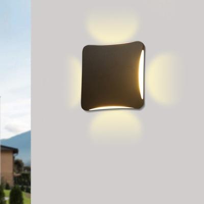 블랙파이벽등 (LED내장,방수등)