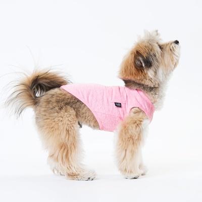 스니프 네온 슬라브 포켓 나시 (핑크)