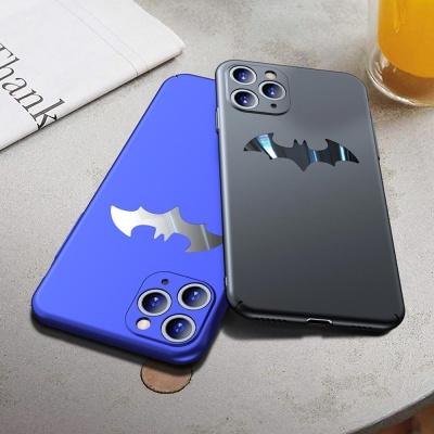 아이폰11 PRO MAX 박쥐 슬림핏 하드 휴대폰 케이스