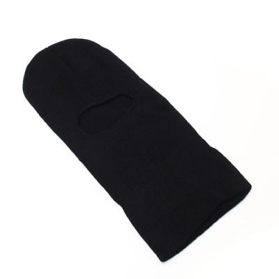 니트 복면 바라클라바(블랙)/ 겨울 방한 안면마스크
