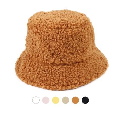 [디꾸보]후리스 미니 버킷햇 벙거지 모자 ET753