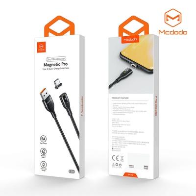 맥도도 스톰 프로 5A USB-A to C타입 마그네틱 케이블