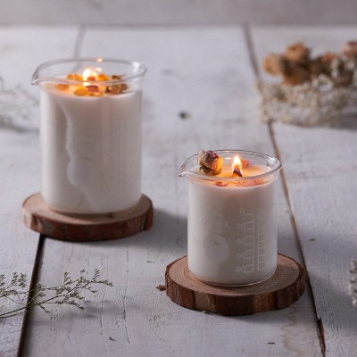 Beaker candle 4oz _ 비커캔들 4oz