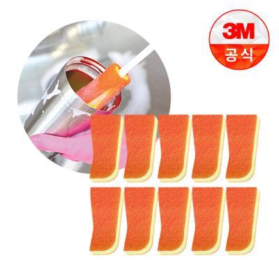 [3M]보틀 수세미용 리필(1입)_스테인레스용 10개