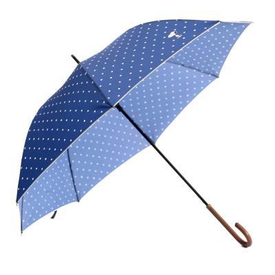 스누피 장 도트 곡자 60 장 우산
