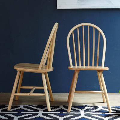 [리비니아]윈저 인테리어 원목의자 1+1 4colors