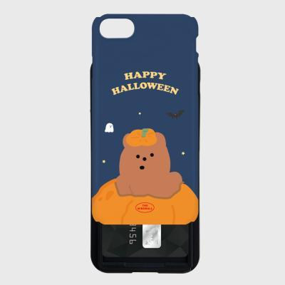 Happy halloween gummy 카드슬라이드 케이스