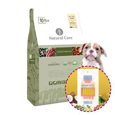 네츄럴코어 곡물 ECO10 베지테리언 1kg 강아지사료