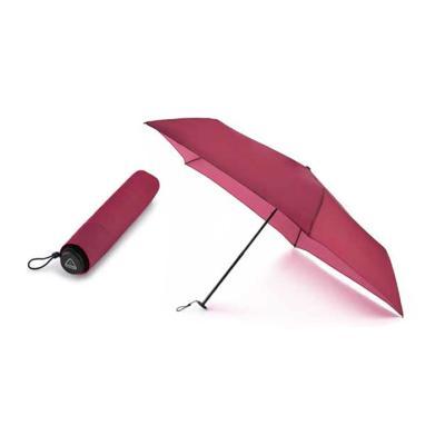 펄튼 초경량 단우산 에어로라이트-1 다크 레드