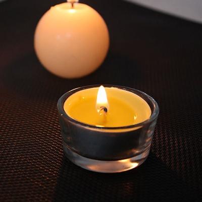 럭키글라스 아로마 티라이트 미니초컵 (투명)