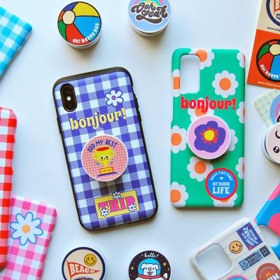 [아이폰 카드범퍼]피크닉 스마트톡 케이스